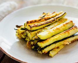 Необычный способ приготовления кабачков: рецепт для тех кому надоели жареные овощи