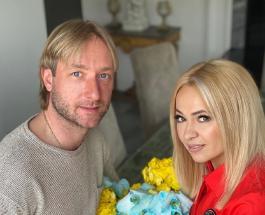 Стальная свадьба Рудковской и Плющенко: фото пары в честь 11-летия совместной жизни