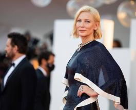 Кейт Бланшетт на Венецианском кинофестивале: стильные образы актрисы