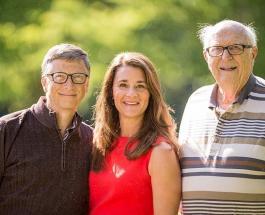 Умер отец Билла Гейтса: Уильяма Генри не стало на 95-м году жизни