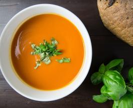 Суп-пюре из тыквы от Юлии Высоцкой: рецепт нежного и вкусного первого блюда