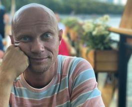 Пародия на Тарзана в исполнении Дмитрия Хрусталева: смешное видео