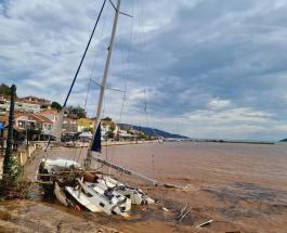 Рухнул мост и погибли люди: последствия Средиземноморского  урагана в Греции