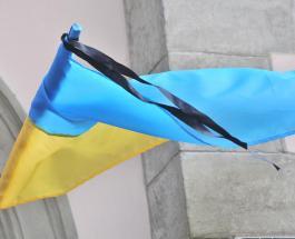 Траур в Харьковской области: жители Украины чтят память погибших в автокатастрофе военных