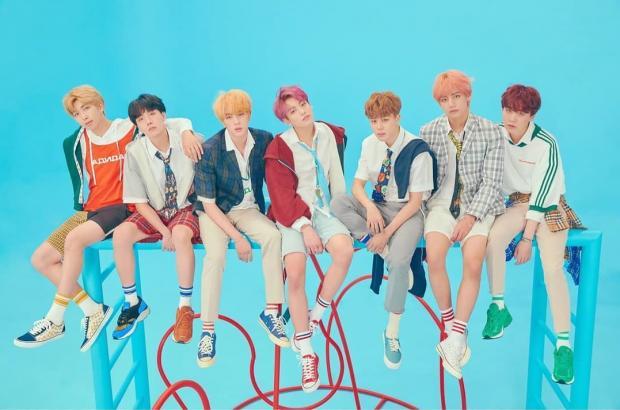 группа BTS