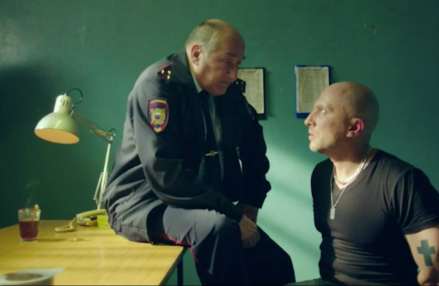 Борис Клюев в сериале Физрук