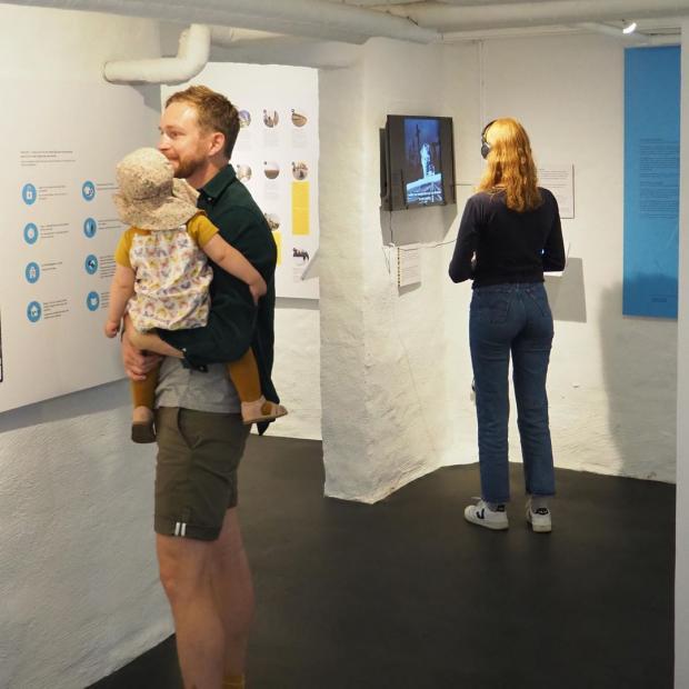 Музей счастья в Копенгагене