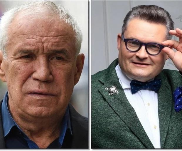 Сергей Гармаш и Александр Васильев