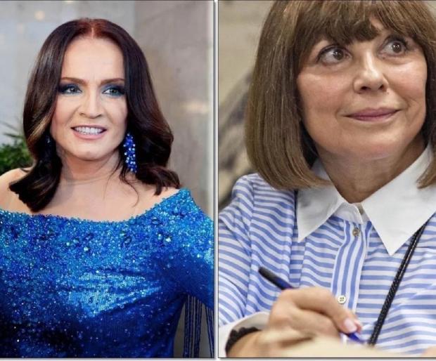 София Ротару и наталья Варлей