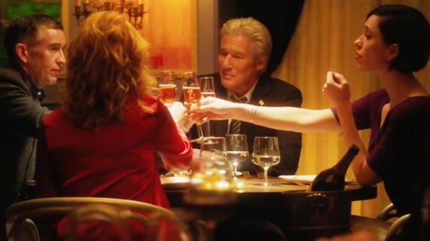 кадр из фильма «Ужин», 2017 год