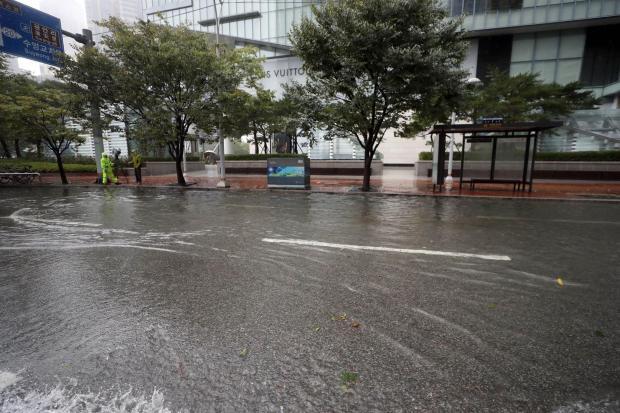 тайфун Хайшен