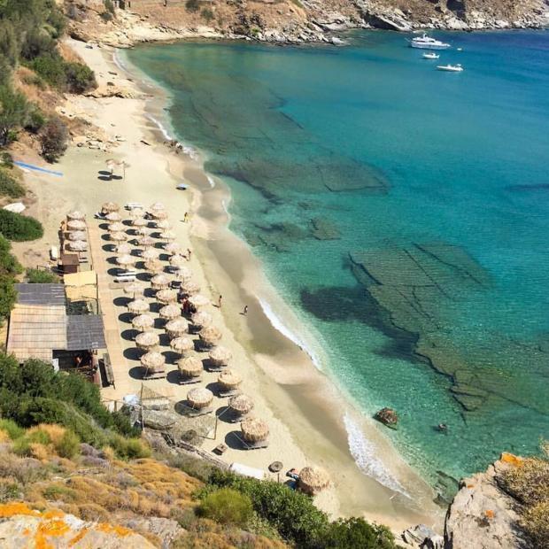 греческий остров Андрос