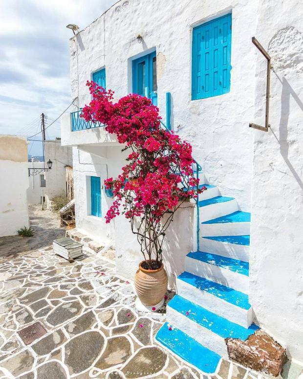 Греческий остров Милос
