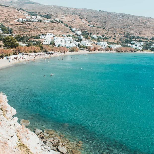 Греческий остров Тинос