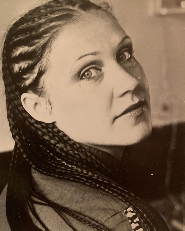 Архивное фото Надежды Бабкиной