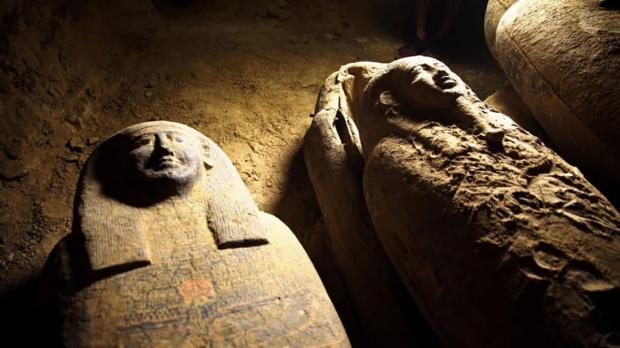 египетские мумии