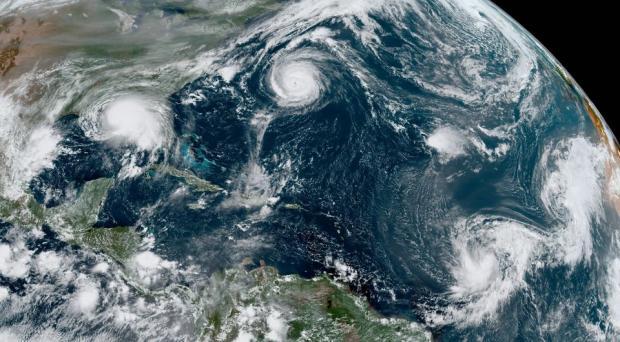 Ураганы в Атлантике