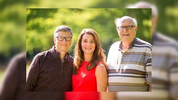 Семья Билла Гейтса