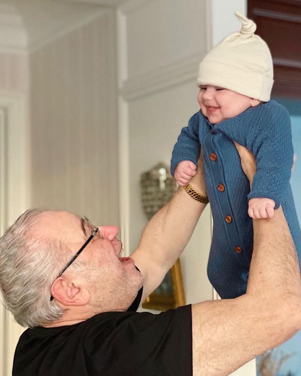 Петросян с сыном