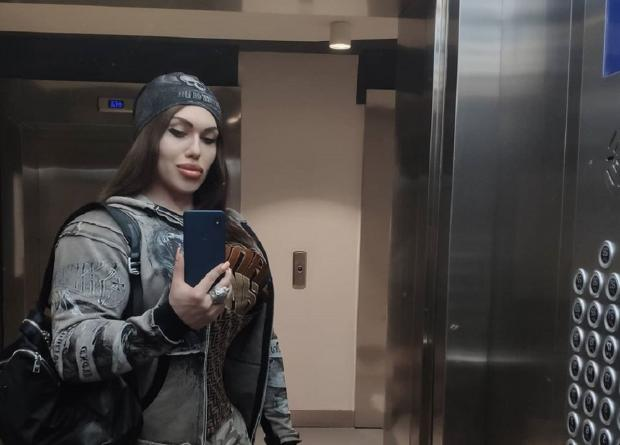 Бодибилдерша Наталья Кузнецова