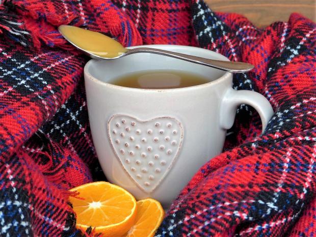 чай с м едом