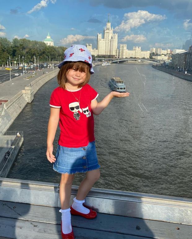 Дочь Екатерины Климовой