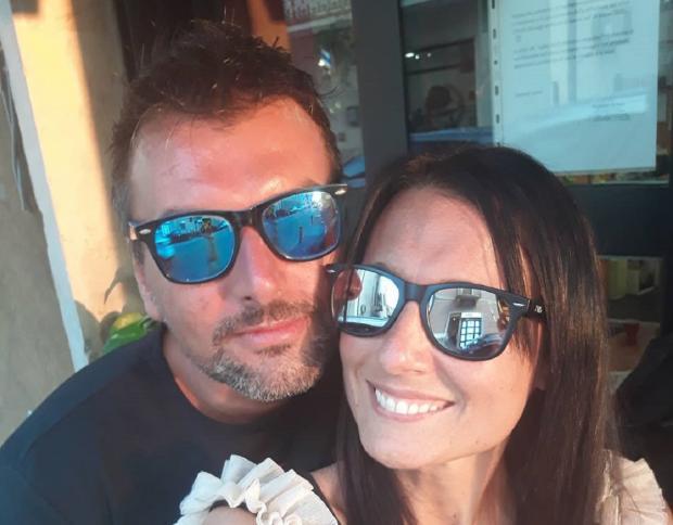 пара из Италии