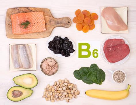 в каких продуктах богатое содержание витамина В6