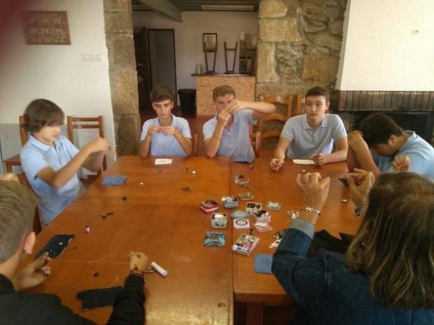 уроки домоводства для испанских школьников