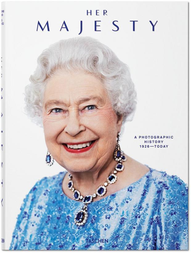 королева Елизавета книга
