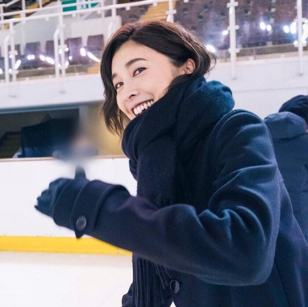 Японская актриса