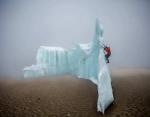 Лед в пустыне