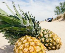 Польза ананаса для женщин: помогает при беременности и сохраняет здоровье кожи
