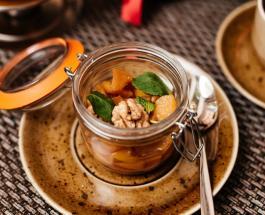 Варенье из айвы с орехами: рецепт приготовления вкусного домашнего десерта