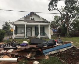 На США обрушился 10-й ураган в 2020 году: сильно пострадал штат Луизиана