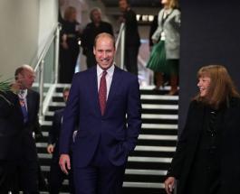 Принц Уильям рассказал об острых вопросах и проблемах которые волнуют его старшего сына