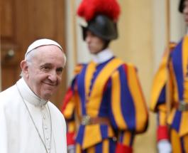Папа римский Франциск и принц Уильям объединились для участия в проекте по спасению экологии