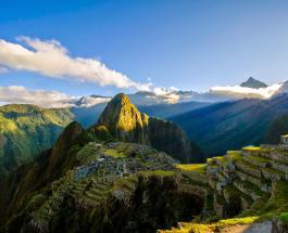 Древний город инков был открыт ради исполнения мечты путешественника из Японии
