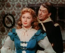 Умерла голливудская актриса Ронда Флеминг снимавшаяся в 40-50-х годах с Рональдом Рейганом