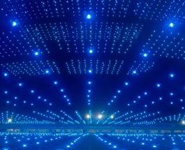 Шоу дронов в небе: более 3000 беспилотников побили новый мировой рекорд