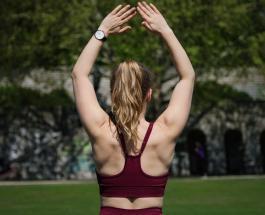 Как подтянуть дряблую кожу рук: 4 простых упражнения для трицепса