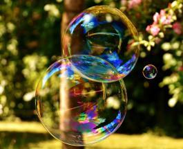 Новый мировой рекорд: в Книгу Гиннеса попал тайваньский студент играющий с мыльным пузырем