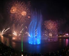 Новый рекорд Гиннесса: в Дубае открыли самой большой в мире фонтан – видео