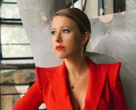 Ксения Собчак рассказала о самочувствии после заражения коронавирусом