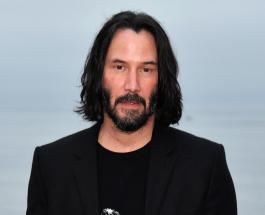 Киану Ривз кардинально изменил имидж: актер избавился от длинных волос и густой бороды