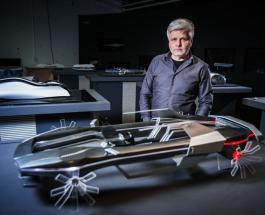 Машина-самолет: профессор из Словакии показал испытательный полет своего творения