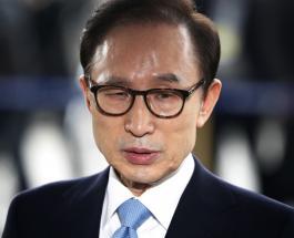 Экс-президент Южной Кореи Ли Мён Бак приговорен к 17 годам тюрьмы за коррупцию