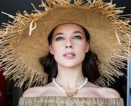 Екатерина Шпица в детстве: актриса умилила фанатов фото из семейного архива