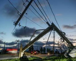 """Мощный ураган """"Зета"""" обрушился на южное побережье США: есть погибшие"""