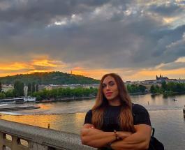 Снежная Королева: бодибилдер Наталья Кузнецова восхищает красотой и женственностью
